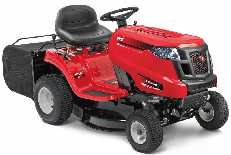 Tractoras de tuns gazon MTD Smart RC 125